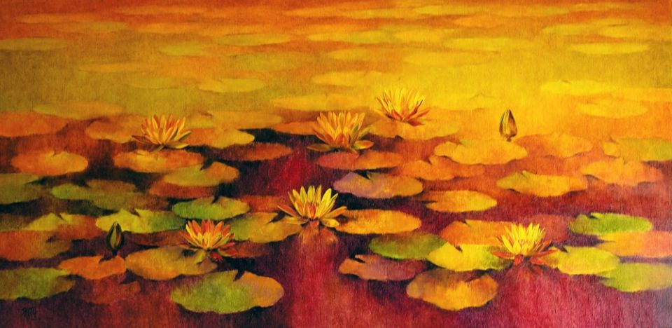 Water Lilies-63